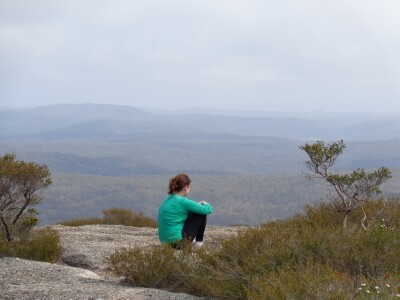 Tenterfield Photo competition entry - Bald Rock Summitt