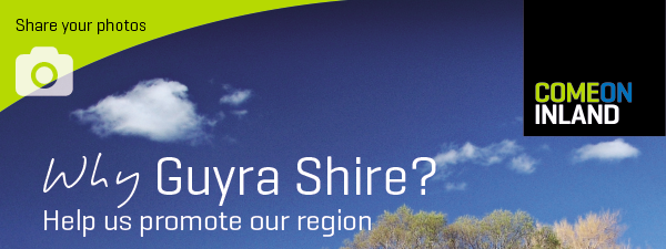 title image for Guyra photo competition