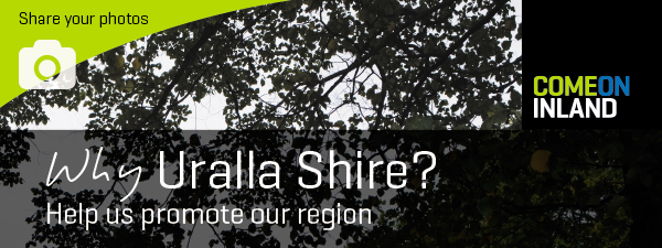 Uralla Shire Photo Competition Cover
