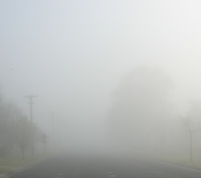 Tenterfield Photo competition entry - Morning Mist Tenterfield