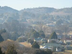 Tenterfield Photo competition entry - Winter Morning Tenterfield