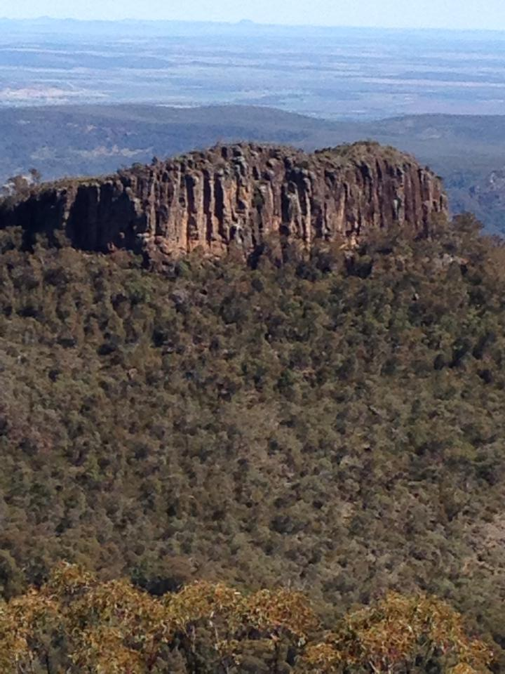 View of Mount Kaputar, by Michelle from Narrabri Shire