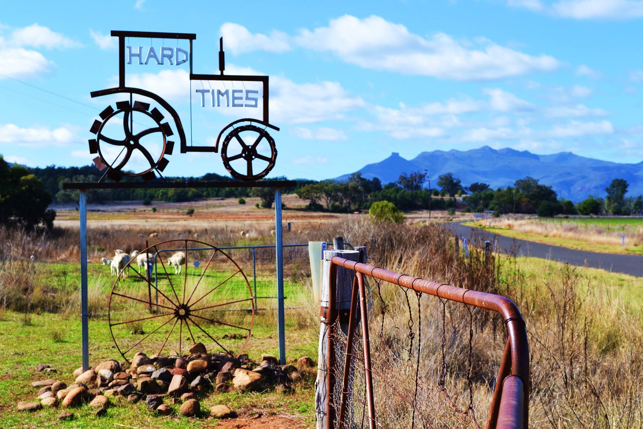 Hard Times, by Liza, from Narrabri Shire