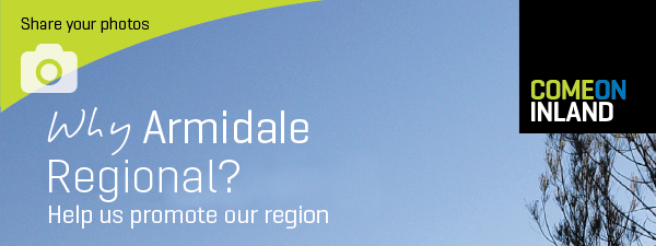 Title Image for Armidale Photo Competition